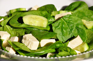 is spinach paleo