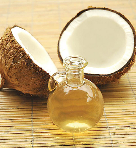 is coconut oil paleo