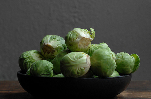 Are Brussels sprouts Paleo?