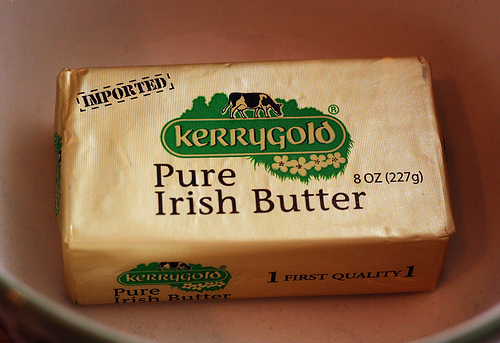 is grass-fed butter paleo