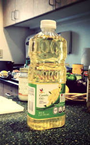 is canola oil paleo