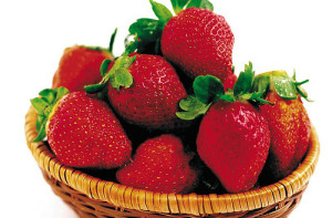 are strawberries paleo