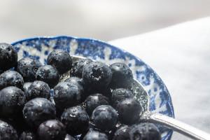 are blueberries paleo