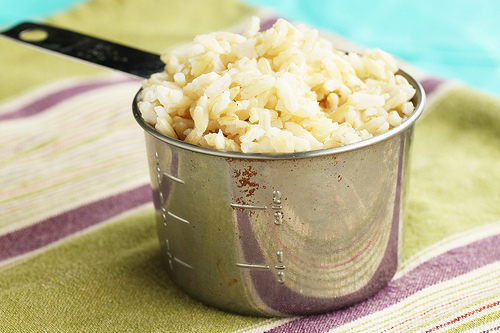 is brown rice paleo