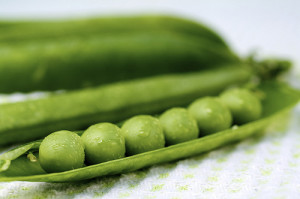 are peas paleo