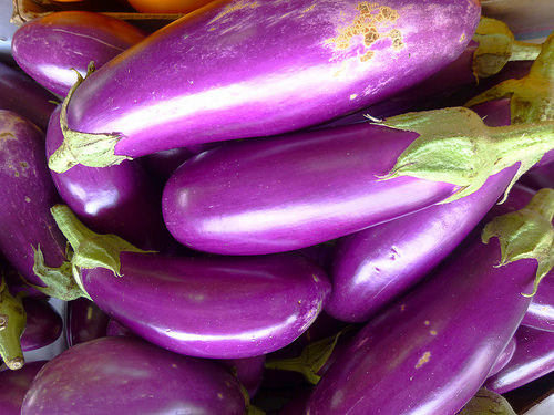 is eggplant paleo