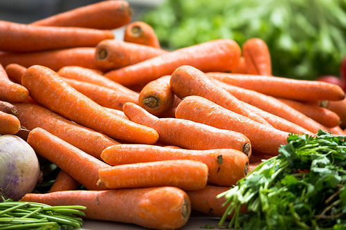 is carrot paleo