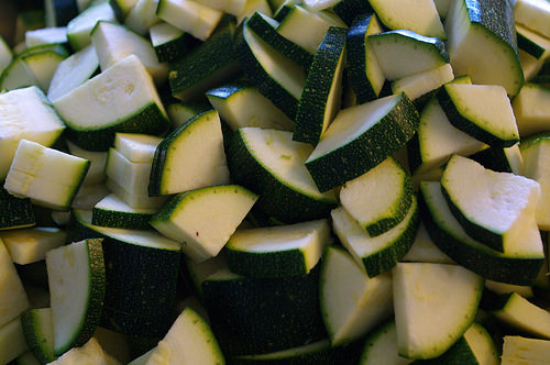 is zucchini paleo