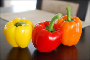 is bell pepper paleo