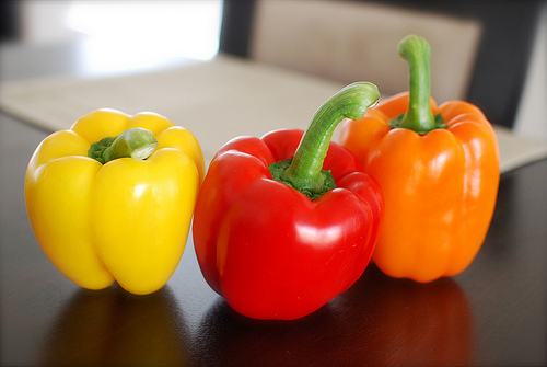 Is Bell Pepper Paleo?
