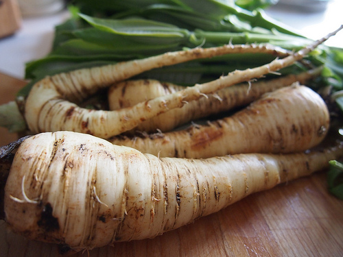 are parsnips paleo