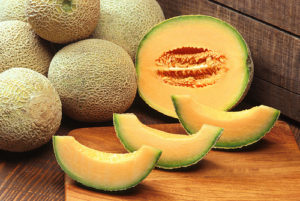 is cantaloupe paleo