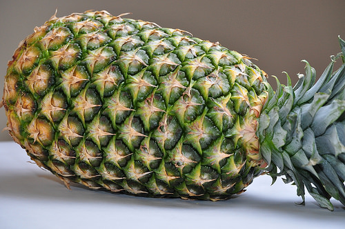 is pineapple paleo
