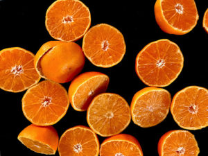 are oranges paleo