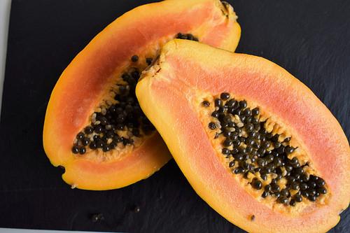 is papaya paleo