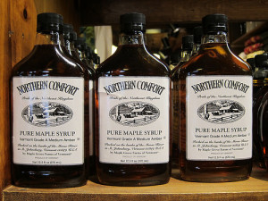 is maple syrup paleo
