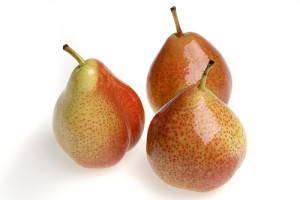 are pears paleo