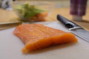 is salmon paleo?