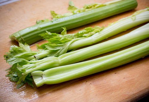 is celery paleo