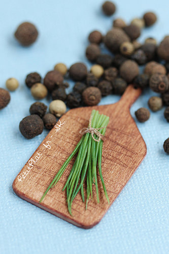 are chives paleo