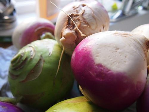 is turnip paleo
