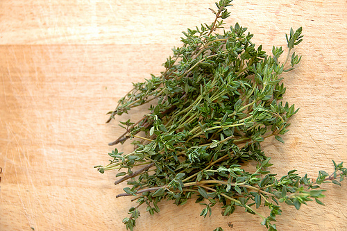 is thyme paleo
