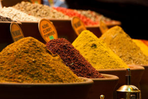is curry powder paleo