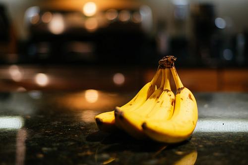 are bananas paleo