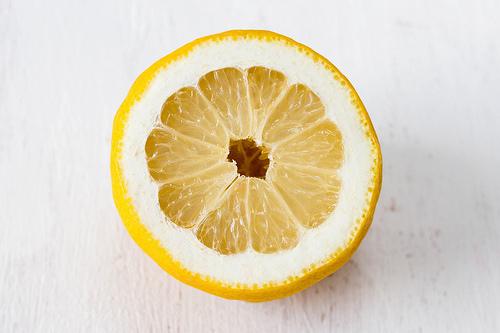 is lemon paleo
