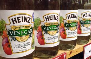 is vinegar paleo