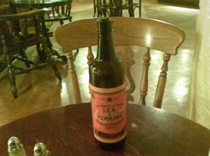is worcestershire sauce paleo
